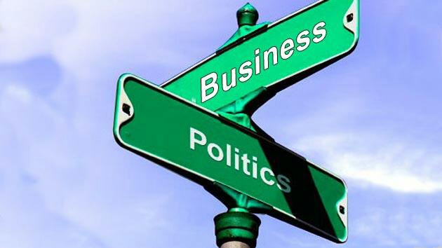 Political Business | Dilettante